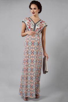 Sukienka ciążowa Gigi # S Piekna Mama