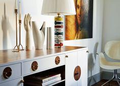 Sideboard designed by Svenskt Tenn.