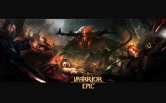 Kingsley Gill - Warrior Epic wallpaper 1080p high quality - 1920x1200 px