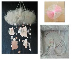 Hey, I found this really awesome Etsy listing at https://www.etsy.com/listing/526362687/cat-mobile-cat-dream-catcher-kittens