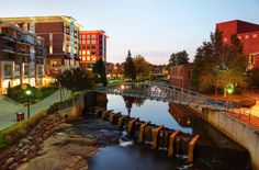 Beautiful Greenville, South Carolina