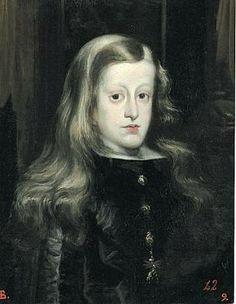 Carlos II_ Carreño de Miranda