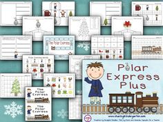 Polar Express Unit you will LOVE LOVE LOVE