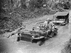 wrecked aussie jeeps