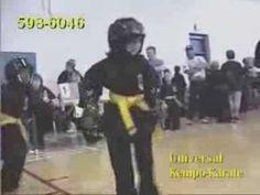 "Universal Kempo Karate - ""TRAILER: Universal Friendship Tournament"""