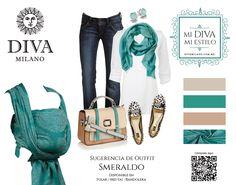 El look que a todas nos va es acompañado por un Diva...  Consigue aquí tu Diva: http://divamilano.com.mx/  Contáctanos vía WhatsApp (55) 3409-5105 o por teléfono (55) 8421-3233