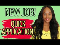 *POTENTIALLY* HIGH PAYING WORK FROM HOME JOB! - YouTube Job Coaching, Flexible Working, Work From Home Jobs, New Job, How To Apply, Youtube, Phone, Telephone, Youtubers