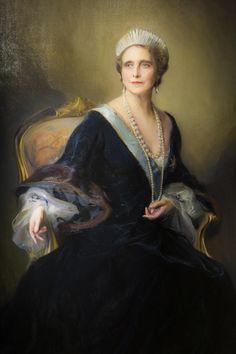Cartier Le. Portrait of the Queen Marie of Romania