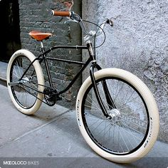 Such a cool bicycle :)