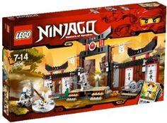 Lego Ninjago 2504 - Spinjitzu Trainingszentrum