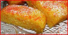 Manna with pumpkin Baby Food Recipes, Healthy Recipes, Healthy Food, Semolina Cake, Pumpkin Recipes, Food Photo, Cornbread, French Toast, Good Food