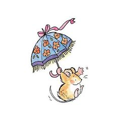 ♥ Lovely Pins ♥ // Penny Black, Inc. Cute Images, Cute Pictures, Penny Black Karten, Mouse Illustration, Penny Black Stamps, Illustrations, Cute Characters, Watercolor Cards, Animal Paintings