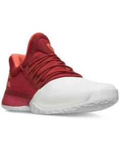 quality design 9ac23 c0b35 1 Basketball Sneakers from Finish Line - WHITE RED 11.5