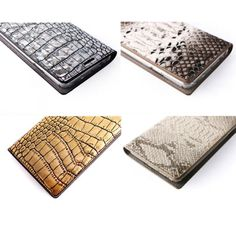 SAMSUNG GALAXY S5 - GAZE LEATHER FLIP CASE -CARD POCKET-crodocile/snake pattern - GAZE LEATHER CASE FOR GALAXY S5 IS MANUFACTURED FROM LUXURY GENUINE LEATHER WITH EYE-CATCHING CROCODILE/SNAKE EFFECT FINISH.