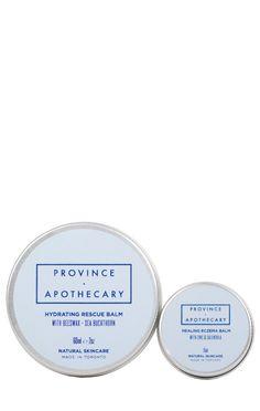 Province Apothecary Heal Eczema Kit | Credo Beauty