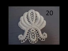 Gorgeous Shabby-Chic Macrame Butterfly Tutorial - jennings644