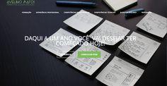 WebSite: Design by avelinomatos #AvelinoMatos #Design #Marketing #WebMarketing #Marketeer #Comunicação