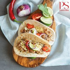 Slim Body, Slowcooker, Wraps, Mexican, Ethnic Recipes, Food, Coats, Meal, Rap