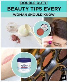 Beauty Tips Every Women Should Know !❤️ #Beauty #Trusper #Tip