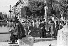 Piazza Mazzini 1945