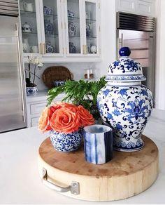 Orange and Blue Kitchen Decor Elegant 50 orange and Blue Decor Inspiration 25 – Furniture Decor, Blue Kitchens, Blue Decor, Blue White Kitchens, White Decor, Kitchen Decor, Decor Inspiration, Blue White Decor, Blue Kitchen Decor