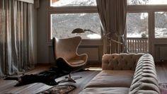 Lusso contemporaneo a St. Moritz: gli interni dello chalet progettato da studio architettura Giachi
