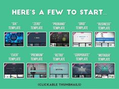 How to Design an Awesome Presentation Template