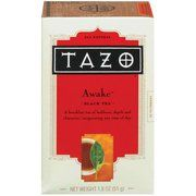 Tazo Awake English Breakfast Black Tea Tea Bags, 20ct(Case of 2) >>> Click on the image for additional details.
