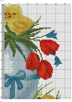 View album on Yandex. Cross Stitch Designs, Cross Stitch Patterns, Braided T Shirts, Easter Cross, Ancient Egyptian Art, Photos Du, Wall Photos, Happy Easter, Needlework