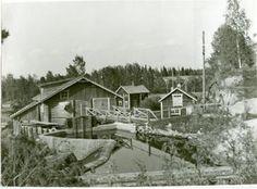 arkeologinen kohde; Parkkuu Ylämylly - Finna