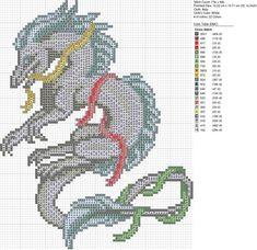 sandylandya@outlook.es  Christmas Gray Dragon by carand88