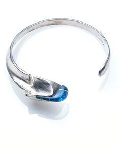 """Bjorn Weckstrom """"Salamander"""" Bracelet, for Lapponia Jewelry, 1974"""