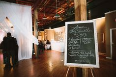 Wedding chalkboard lettering. Fun and unique wedding photos. Nashville wedding photography. Nashville wedding venues. Destination wedding ideas.