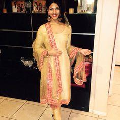 Simple Indian Suit