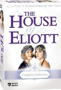The House of Eliott Season 1--my friend and I decided we could count a whole season of a TV show as a movie.  This one is charming and kind of uneven but we're hooked.