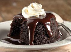 Delicious Lava Cake Recipe