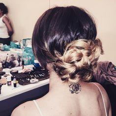 Ese tatuaje asdh #MartinaStoessel
