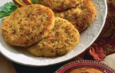 Crunchy Parsnip Patties - If young, tender parsnips weren't available, Grandma used carrots instead.