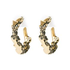 Staggered Hoops, perfect everyday gold jewelry