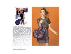 Myriam Schaefer Tank Magazine 2012
