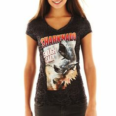 Sharknado Graphic Tee - jcpenney $9.99