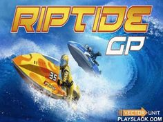 Riptide GP  Android Game - playslack.com , In this game you will ride on a water bike, moving on rimas of streams, superb urban orientations and strange thrown objects.  You should pursue on one of six water bikes having  distinctive dynamics and possessions.  There re 3 game methods:  accustomed races, baking ellipse, and also championship method.   You will be able to supply your car with turbocharged and to ride at a large speed!  In the game there s superior down-to-earth graphics…