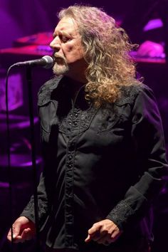 Robert Plant and the Sensational