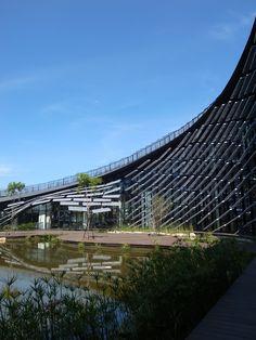 Campus Central de Inovação de Taiwan MOEA / Bio-architecture Formosana + NOIZ ARCHITECTS