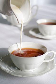 High tea etiquette