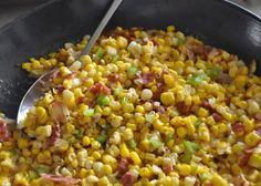 Corn off the cob~perfect summer side!
