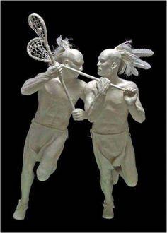 Allen & Patty Eckman on Pinterest | Paper Sculptures, Native ...