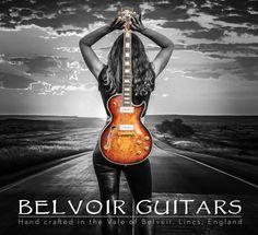 Belvoir Guitars Serval LP