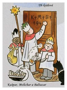 Aa School, School Clubs, Three Wise Men, Epiphany, Advent, The Past, Calendar, Comics, Winter
