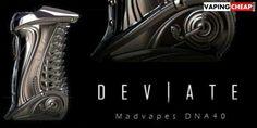 Madvapes Deviate Mod - http://vapingcheap.com/madvapes-deviate-mod/